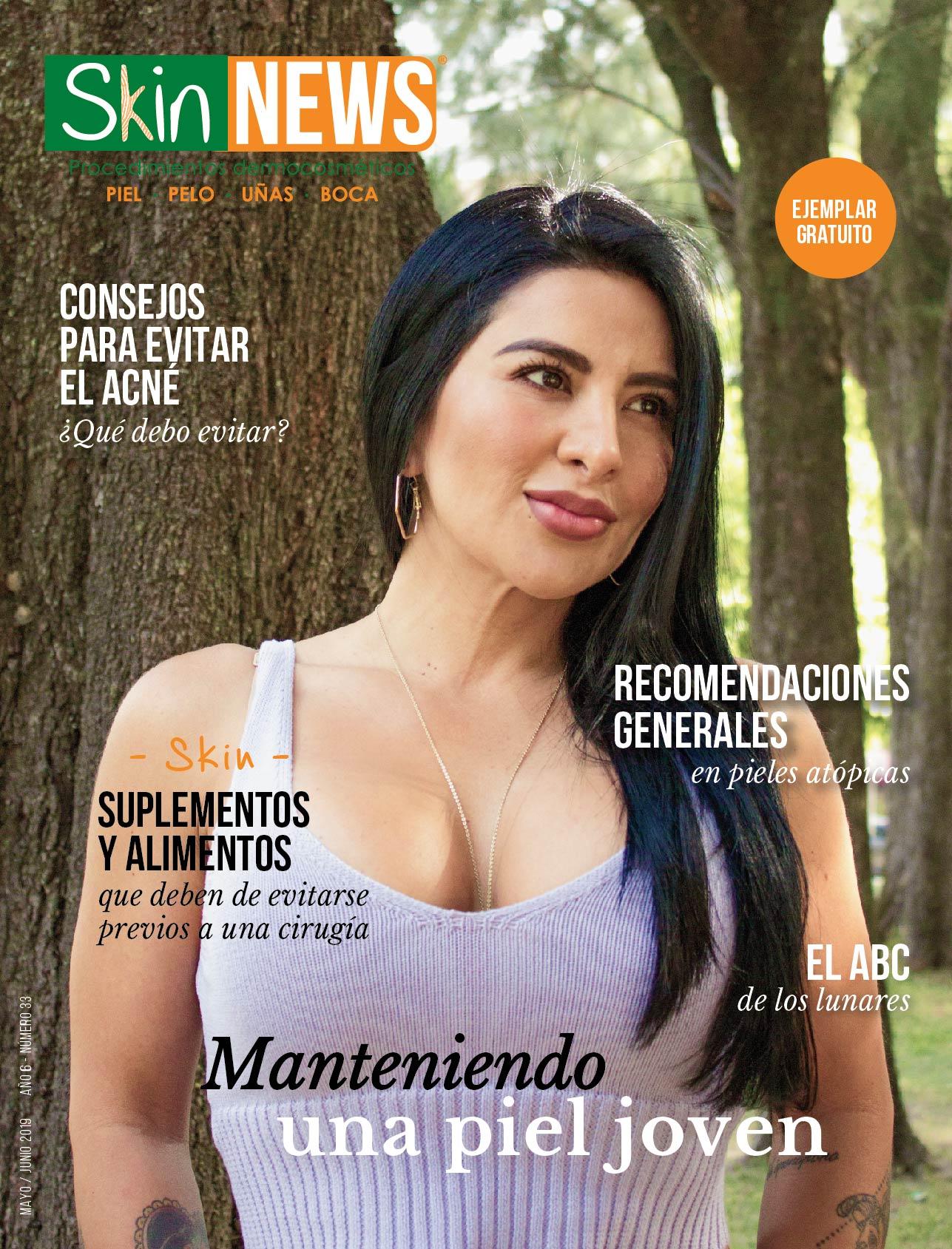 SkinNews 32 Edición