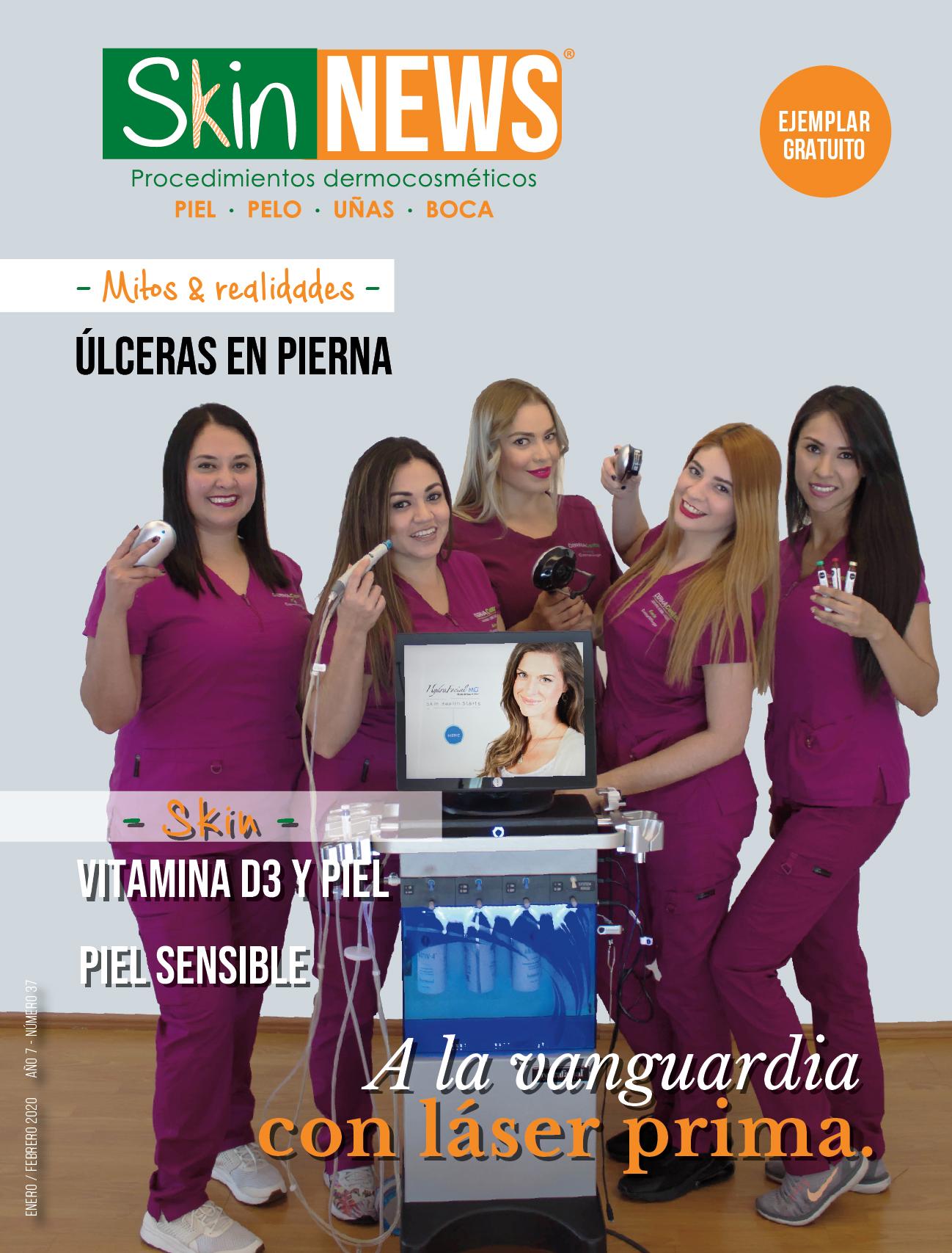 SkinNews Edición 37