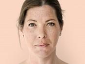 Portrait of a British woman